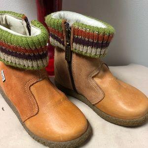 D&G Toddler Girl Boot